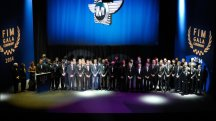 Champions awarded at 2014 FIM Gala