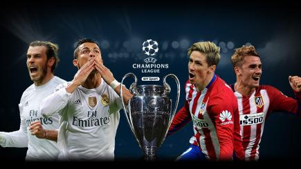 Champions League 2015/16 Final: Real Madrid v Atletico Madrid