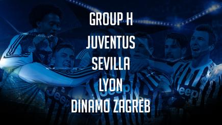 Here's the Champions League draw in full