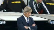 Manuel Pellegrini is preparing for his last home game as Manchester City manager