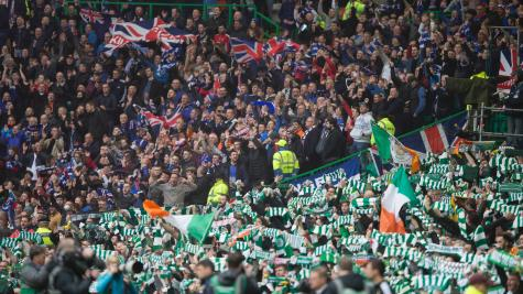 Change to Scottish football atmosphere as Rangers and Celtic cut ticket allocation
