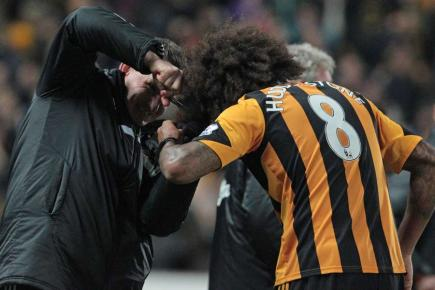 Chants of the week - featuring Tom Huddlestone's hair