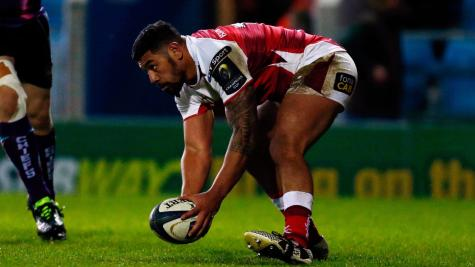 Charles Piutau: Club over country was an easy decision to make