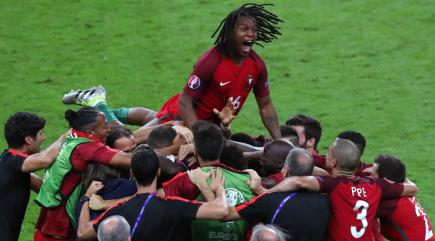 Cheat sheet: How Portugal shrugged off the loss of Cristiano Ronaldo to become Euro 2016 champions