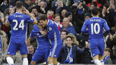 Pedro's Boxing-Day Display Gives Chelsea Their Holy Trinity in Attack