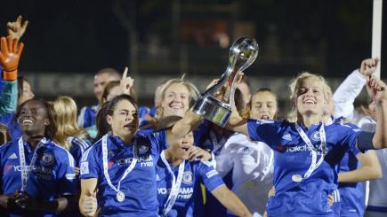 Chelsea Ladies crowned WSL champions