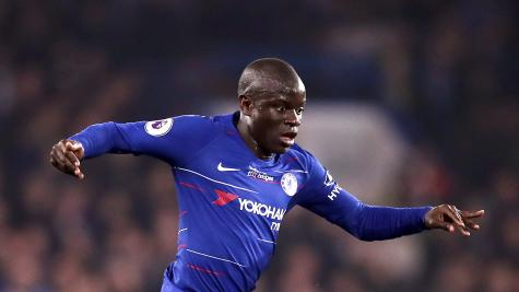 Chelsea not the favourites for Europa League, insists Kante