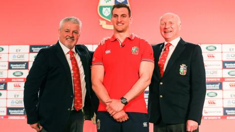 Choir practice will help British and Irish Lions prepare for tour of New Zealand