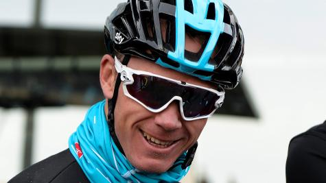 Chris Froome to make season debut at Ruta del Sol