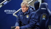 Manuel Pellegrini feels Manchester City have been unlucky in recent games