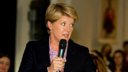 Clare Balding is the face of BT Sport's women in sport coverage
