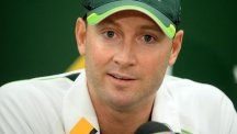 Michael Clarke has been ruled out of Australia's three ODIs against Pakistan in the UAE