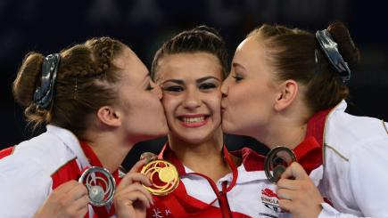 Claudia Fragapane is an Action Woman Awards contender for July