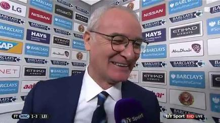 Ranieri: Our fans are dreaming…it's fantastic