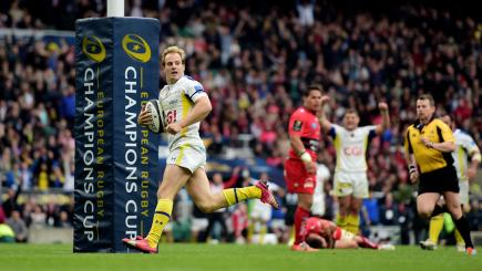 Clermont star Nick Abendanon