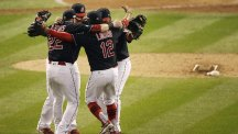 The Cleveland Indians are 2-0 ahead in the series (AP)