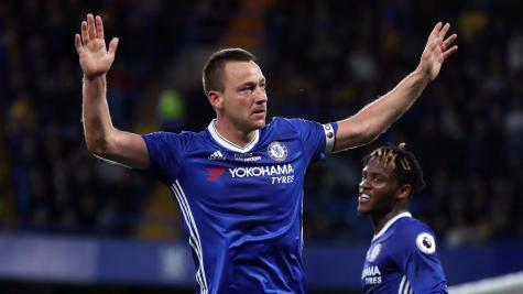 Chelsea planning surprises for John Terry as defender bids farewell to club