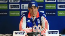 Alastair Cook is on the verge of history as England's all-time leading Test runscorer