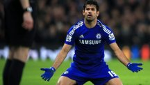 Chelsea forward Diego Costa could be facing a suspension