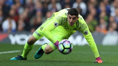 Real Madrid To Complete Thibaut Courtois Signing This Week