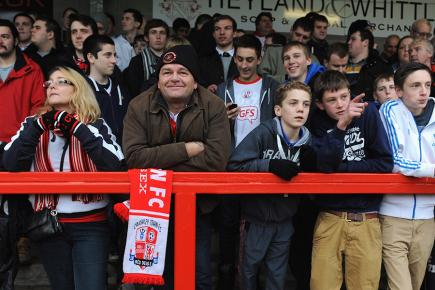 Crawley take on Bristol Rovers in an FA Cup second round replay