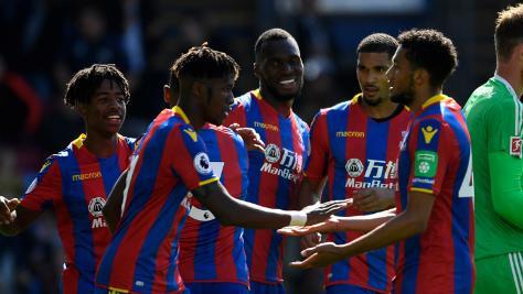 De Boer: Fosu-Mensah now training with Crystal Palace