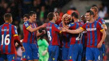 Crystal Palace 3-1 Liverpool