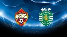 CSKA Moscow v Sporting CP