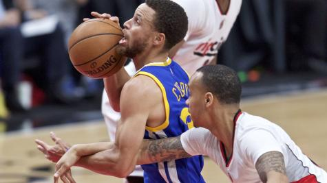 Warriors ride defense, bench to 2-0 series lead