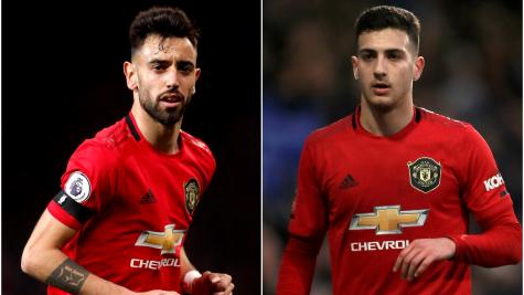 Neville compares new United man Fernandes to Veron