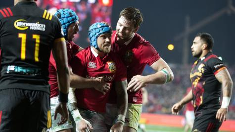 Elliot Daly and co hand Warren Gatland Test selection dilemma