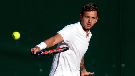 Homegrown Dan Evans hits out at British credentials of Aljaz Bedene