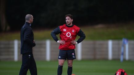 England confirm Cipriani and Catt bust up