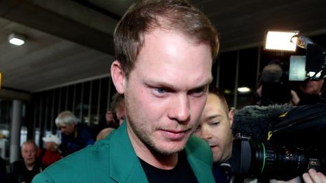 Danny Willett admits he has found it hard to handle increased scrutiny