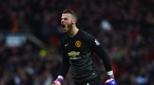 David de Gea has been linked with a return to Madrid