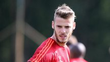 David de Gea has kept his place in the Spain squad despite not playing for Manchester United this season