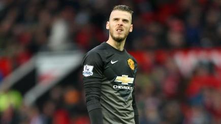 David de Gea will be staying with Manchester United this season