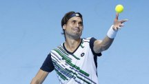 David Ferrer's 50th tour final ended in victory