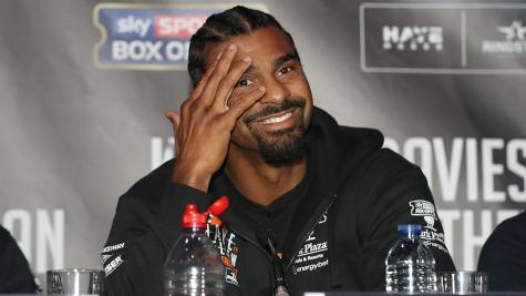 David Haye fined £25,000 over build-up to fight with Tony Bellew