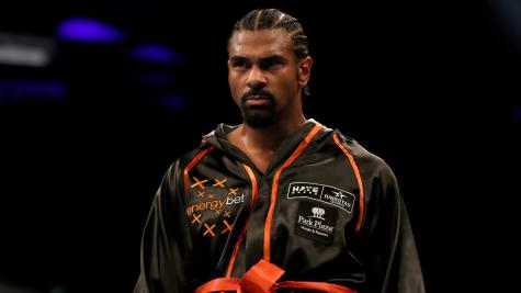 Haye: Not Holding Breath on Bellew, I Have Four Fights Left