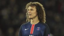 David Luiz has returned to Chelsea from Paris St Germain