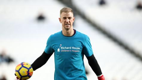 David Moyes: Joe Hart will play again but England spot is not my concern