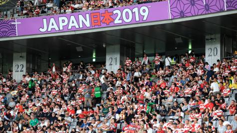 Day one at the Rugby World Cup: Just the start Japan were after