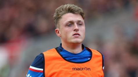 Ross County sign Stoke City's Harry Souttar on loan