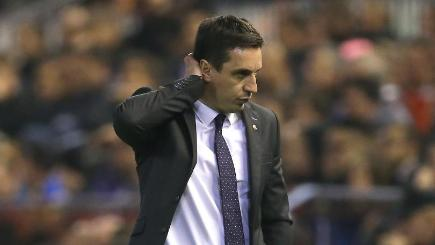 Neville on the brink after Betis defeat