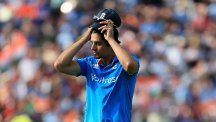 Alastair Cook suffered his fifth successive series defeat at Edgbaston