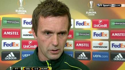 Deila loses rag with journalist