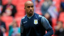 Micah Richards has urged Aston Villa team-mate Fabian Delph, pictured, to be careful over a potential move to Manchester City