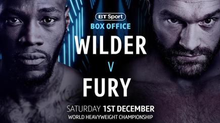 Wilder vs Fury mega-fight to be shown live on BT Sport Box Office | BT Sport