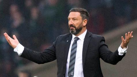 Derek McInnes calls for VAR to be introduced in Scotland